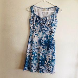 Finesse USA blue summer dress Medium